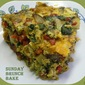 Italian Sunday Brunch Bake - Joy Bauer