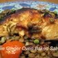 Fish Friday: Maple Ginger Oven Baked Salmon