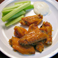 Crispy Oven Baked Hot Wings, a #wingweek guest post