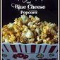 Sticky Wings & Blue Cheese Popcorn
