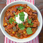 Turkey Poblano Chili