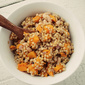 Warm Winter Whole Grain Salad