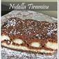 Nutella Tiramisu