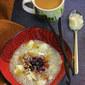 Cassava & Tapioca Pearl (Sago) in Coconut Milk | Manioc & Sagou au Lait de Coco