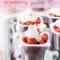 Chocolate-Covered Strawberry Pudding Cups