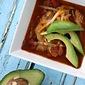 Slow Cooker Turkey & Chickpea Enchilada Soup