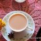 Noon Chai / Pink Tea | Creamy Salty Kashmiri Tea