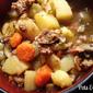 Ground Lamb Stew