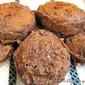 Apple Walnut Muffins - Gluten-Free