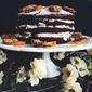Classic Chocolate Cake & Candied Orange Slices