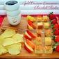 The Perfect Valentine's Dessert: Split Decision Cinnamon-Orange Chocolate Fondue