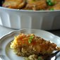 Cheesy Pork and Rice Casserole