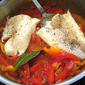 Ottolenghi's Sweet & Sour Cod w/ Peppers
