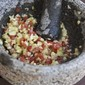 Clean Eating Fresh Garlic Cucumber Salsa