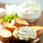 Roasted Garlic and Dill Ricotta Spread