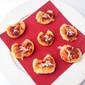 Mini Love Heart Pizzas