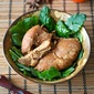 Slow cooker soy and citrus chicken