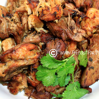 Mexican Carnitas/Pulled Pork (with a little help from my pressure cooker
