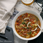 Manhattan Clam Chowder Redux