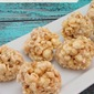 Sweet and Salty Popcorn Ball Bites #SundaySupper