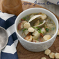 Rhode Island Clam Chowder #ProgressiveEats