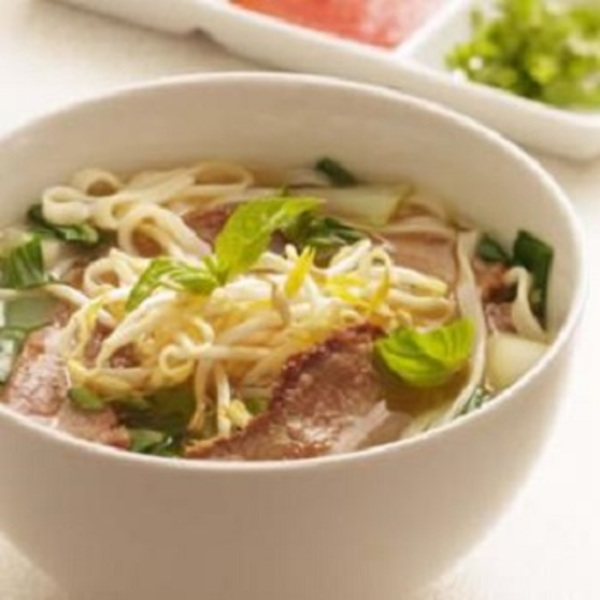 asian rice noodle soup recipe