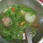 Lamb/ Goat Daikon Soup 羊肉白萝卜汤