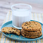 Flourless Sugar Free Chocolate Chip Cookies (Low Carb) (Gluten Free)