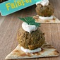 Homemade Falafel~ Secret Recipe Club