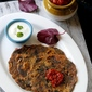 Recipe | Amaranth Flat breads with Onion-Tomato Relish – Food, a language we all speak
