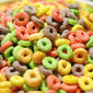 Fruit Loop Marshmallow Treats