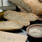 Pane Toscano (Tuscan Bread) #twelveloaves