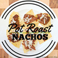 Simple Party Pot Roast Nachos and Dinner Recipe with #CampbellsSauces