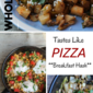 """Tastes Like Pizza"" Breakfast Hash Recipe"