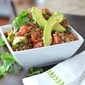 Red Quinoa Lunch Salad