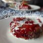 Plum Fudge Puddings