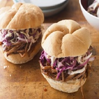 Diabetic BBQ Beef Sandwiches