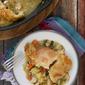 Chicken Pot Pie #bloggerCLUE