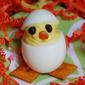 Deviled Egg Chicks For Easter and Spring Celebrations!