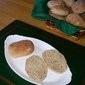 Caraway Rye Rolls or Sliders