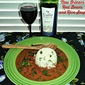Gallo Family Vineyards' Meals with Meaning #SundaySupper…Featuring New Orleans Red Beans and Rice Soup