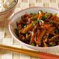 NO WASTE Shiitake Stems Kinpira (Vegetarian Stir-Fried Recipe) - Video Recipe