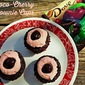 Choco-Cherry Brownie Cups...Featuring DOVE ® Whole Fruit Chocolate Dipped Cherries #LoveDoveFruits #CollectiveBias