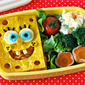 How to Make SpongeBob SquarePants Bento Lunch Box - Video Recipe