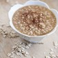 Clean Eating Buttery Cinnamon Oatmeal