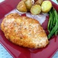 Chicken Milanese with a Lemon Butter Sauce