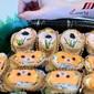 Rilakkuma Inari Age Potluck Bento Fun Party Food