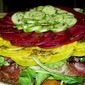 Beet Salad with Mint Dressing