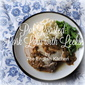 Pot Roasted Pork Loin with Leeks