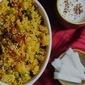 Recipe for Tahari - a rice dish from Uttar Pradesh